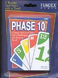 Phase 10 Card Game A Rummy-Type Card Game With a Challenging and Exciting Twist