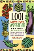 1,001 Low-Fat Vegetarian Recipes
