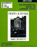 Death and Dying: Who Decides - Alison Landes - Paperback - REVISED