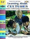 Learning about Cultures: Literature, Celebrations, Games and Art Activities