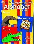 Extraordinary Alphabet Activities