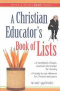 Help! a Christian Educator's Book of Lists