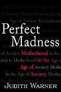 Perfect Madness Motherhood in the Age of Anxiety