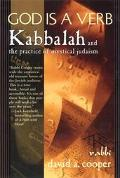 God Is a Verb Kabbalah and the Practice of Mystical Judaism