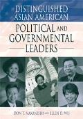 Distinguished Asian American Political and Governmental Leaders
