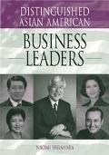 Distinguished Asian American Business Leaders