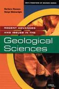 Recent Advances and Issues in the Geological Sciences