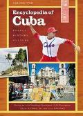 Encyclopedia of Cuba: People, History, Culture Volume II