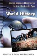 Social Science Resources in the Electronic Age