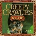 Creepy Crawlies in 3-D! - Rick Sammon - Hardcover - BK&3D GLAS