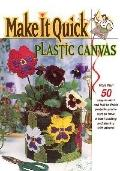 Make It Quick Plastic Canvas - Judy Crow - Hardcover