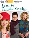 Learn to Tunisian Crochet with Interactive Class DVD