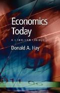 Economics Today A Christian Critique