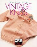 Vogue Knitting Vintage Knits
