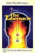 What the Bible Says about the Tabernacle