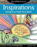 Zenspirations(TM) Coloring Book Inspirations : Designs to Feed Your Spirit