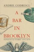 Bar in Brooklyn Novellas & Stories 1970-1978
