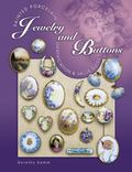Painted Porcelain Jewelry and Buttons Identification & Value Guide