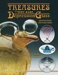 Treasures of Very Rare Depression Glass Identification and Value Guide