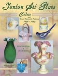 Fenton Art Glass Colors and Hand-Decorated Patterns 1939-1980 Identification & Value Guide