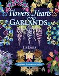 Flowers, Hearts and Garlands Quilt