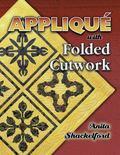 Applique With Folded Cutwork