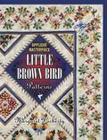 Applique Masterpiece Little Brown Bird Patterns Little Brown Bird Patterns