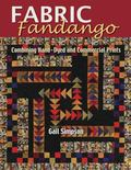 Fabric Fandango Combining Hand-dyed and Commercial Prints
