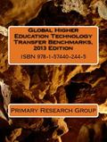 Global Higher Education Technology Transfer Benchmarks, 2013 Edition