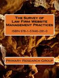 Survey of Law Firm Website Management Practices