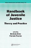 Handbook of Juvenile Justice Theory And Practice