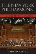 New York Philharmonic : From Bernstein to Maazel