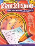 Third-Grade Math Minutes One Hundred Minutes to Better Basic Skills