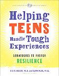 Helping Teens Handle Tough Experiences