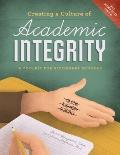 Creating a Culture of Academic Integrity: A Toolkit for Secondary Schools