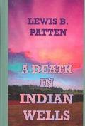 A Death in Indian Wells (Sagebrush Westerns)