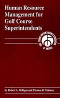 Human Resource Management for Golf Course Superintendents