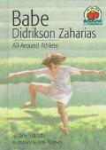 Babe Didrikson Zaharias All-Around Athlete