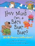 How Much Can A Bare Bear Bear What Are Homonyms And Homophones?