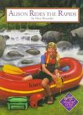 Alison Rides the Rapids: (Magic Attic Club) - Nina Alexander - Paperback