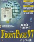 Teach Yourself Microsoft FrontPage in a Week