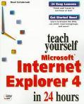 Teach Yourself Microsoft Internet Explorer 4 in 24 Hours