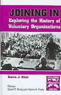 Joining Together Exploring the History of Voluntary Organizations