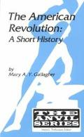 The American Revolution: A Short History (The Anvil Series)