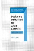 Designing Instruction for Adult Learners