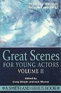 Great Scenes for Young Actors