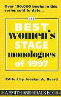 Best Women's Stage Monologues of 1997