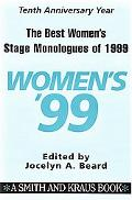 Best Women's Stage Monologues of 1999