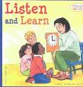 Listen and Learn Learning to Get Along