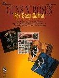 Guns N' Roses for Easy Guitar (Easy Guitar w/ Notes & Tab) (EZ Guitar)